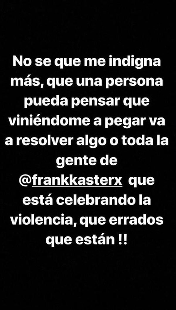 El youtuber uruguayo contó qué fue lo que sucedió