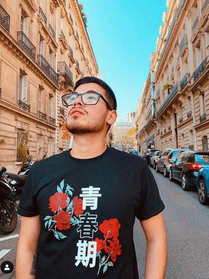 Es un creador de contenido visual y fotógrafo mexicano especializado en moda. (Foto: Instagram)