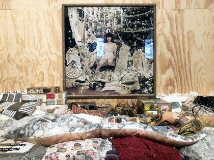 Mari Katayama en la Bienal de Venecia (Triana López Baasch)