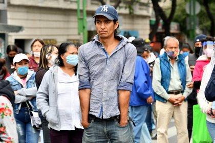 De acuerdo con el IMSS, los créditos a la palabra permitieron que  programa 700,000 personas conservaran su empleo (Foto: EFE / Jorge Núñez/Archivo)