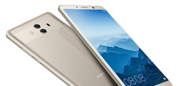 El Huawei Mate 10 base y Pro tienen procesador Kirin 970