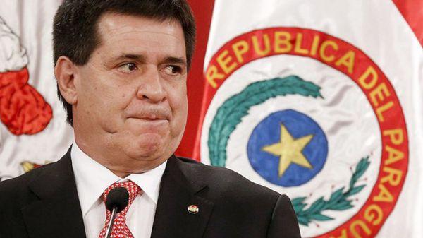 El presidente de Paraguay destituyó al ministro del Interior y a un jefe de la Policía por el asesinato de un joven opositor