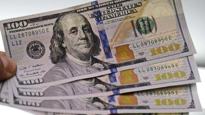 Cara grande: el modelo más nuevo del billete de USD 100