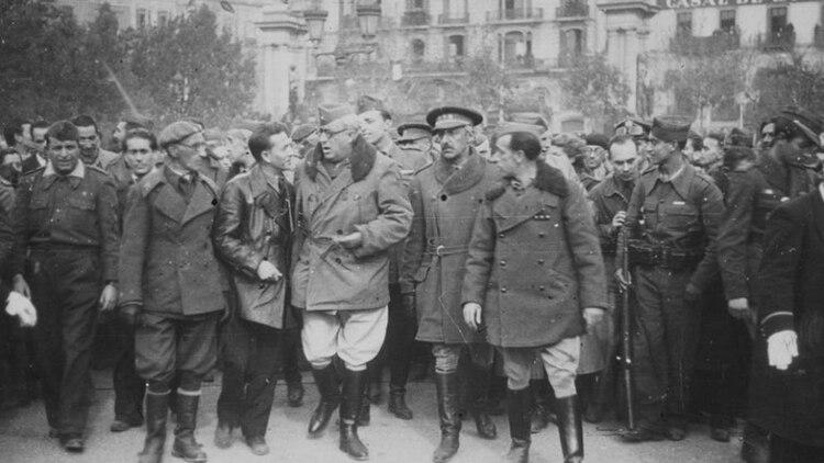 La Guerra civil españolamarcó un antes y un después en ese país (Foto Archivo)