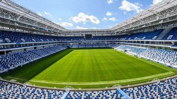 45.000 espectadores (AFP)