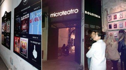 Microteatro permite disfrutar del teatro de una forma diferente