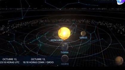 (Foto: Comité Nacional Noche de las Estrellas/Red de Planetarios Quintana Roo)