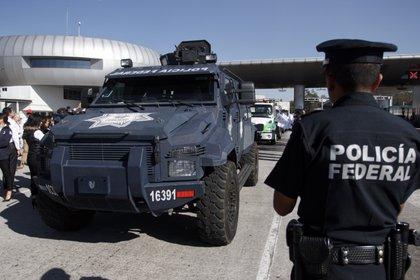 Habría sido precisamente durante el periodo de Frida Martínez en la Secretaría General de la Policía Federal, quien es perseguida actualmente por la PGR y la Interpol (Foto: Isaac Esquivel / Cuartoscuro)