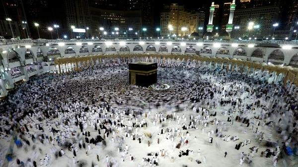 La Meca es la más importante de las ciudades santas del islam (Reuters)