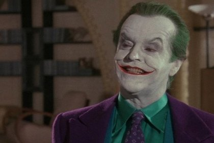 Jack Nicholson interpretó al villano en 1989 (Foto: Archivo)
