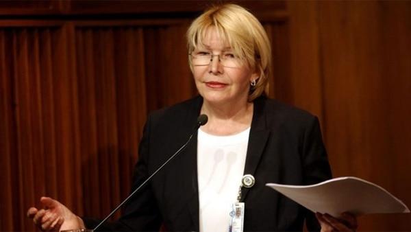 Luisa Ortega Díaz, la fiscal general destituida por el régimen chavista