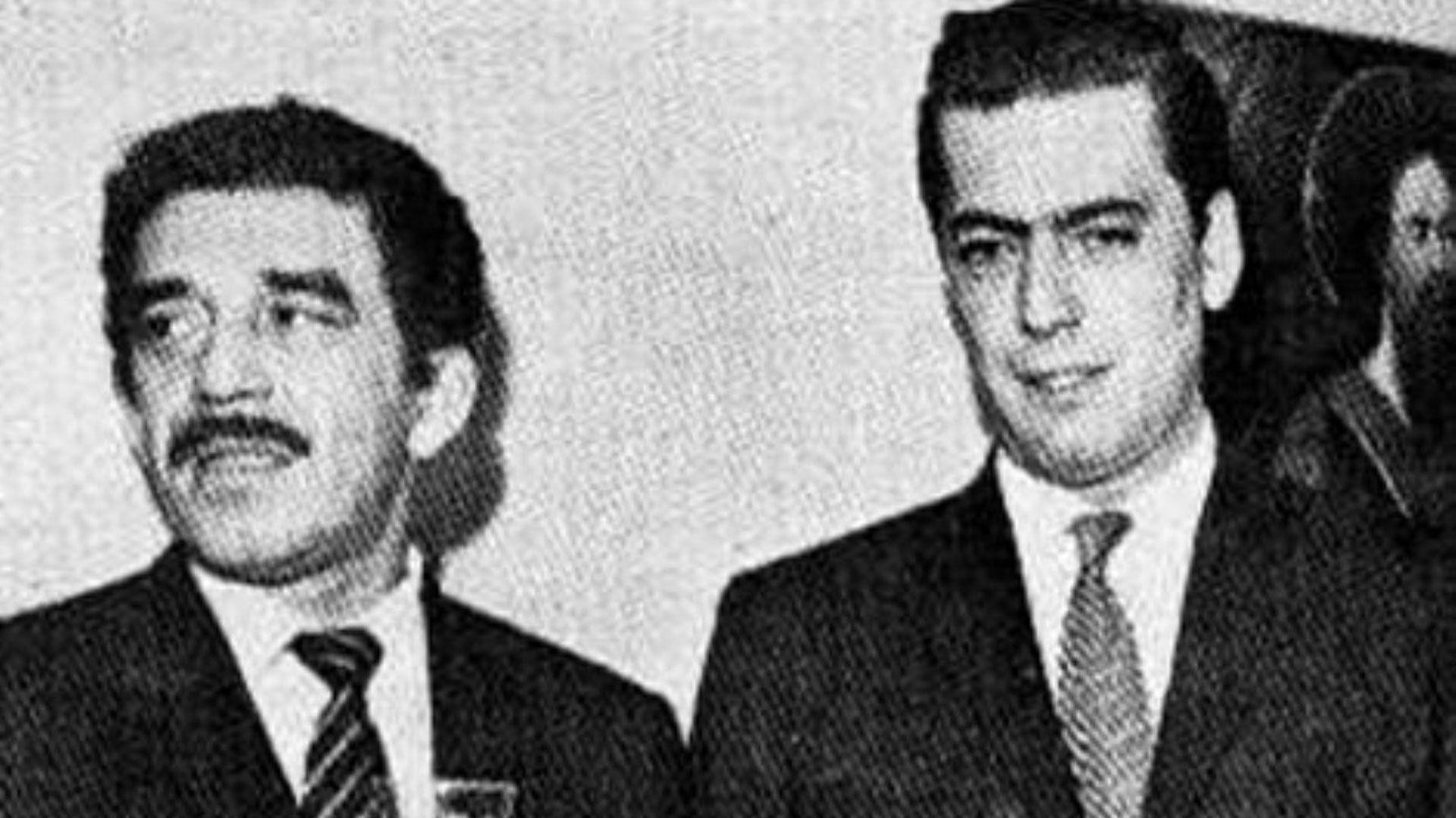 García Márquez y Vargas Llosa