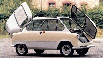 El Janus, resultado de un fabricante de motos que incursionó en la industria.