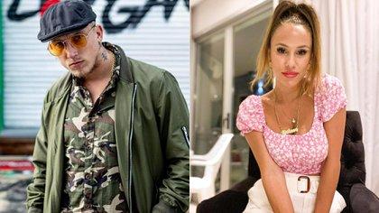 Nuevo escándalo entre El Polaco y Barby Silenzi: él asegura que están separados, pero ella lo desmiente