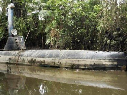 Otra de estas naves, utilizadas especialmente en Colombia