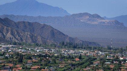 En 2019, en Mendoza se llevó a cabo un plan de etiquetado energético de viviendas. Foto: Fernando Calzada.