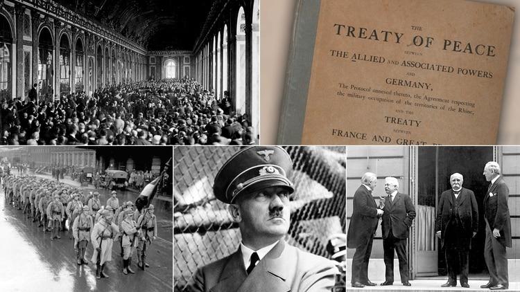 """El Tratado de Versalles fue durante mucho tiempo considerado una """"paz cartaginesa� que sembró las semillas de la próxima contienda. Pero la realidad, como siempre, es más compleja"""
