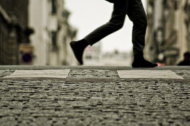 Muchas personas sienten incomodidad al caminar - FLICKR/FLEQUI