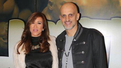 Valeria Archimó y Guillermo Marín se separaron en buenos términos