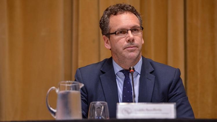 El presidente del Banco Central, Guido Sandleris, aumenta su poder de fuego con más reservas