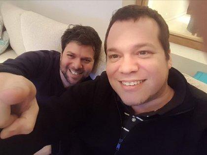 Los hermanos Kaczka: Emiliano y Guido