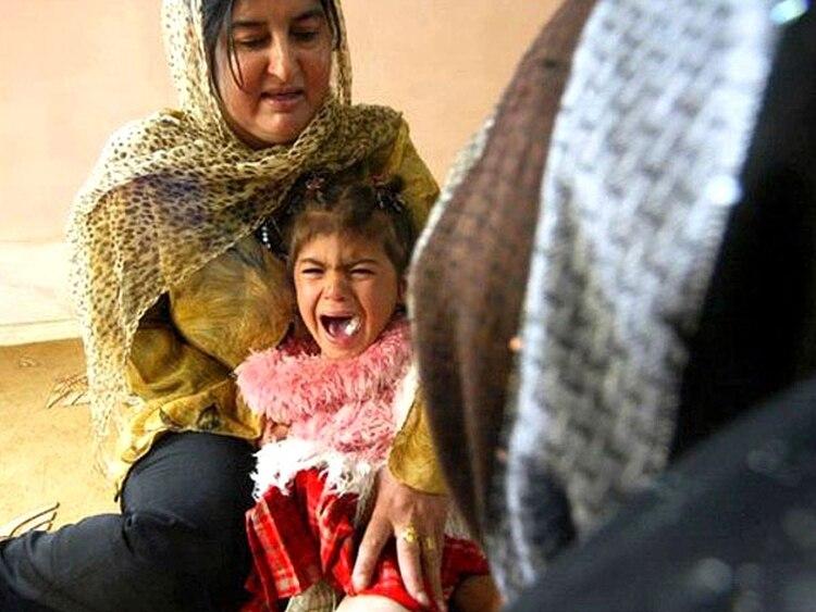 El corte genital es una terrible práctica utilizada en mujeres y niñas en varias partes del mundo.