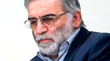 Mohsen Fakhrizadeh, jefe del plan nuclear iraní (Agencias)