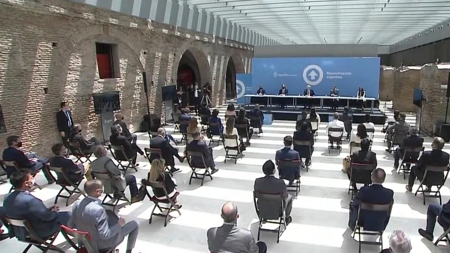 Alberto Fernández anuncia la construcción de 300 Centros de Desarrollo Infantil