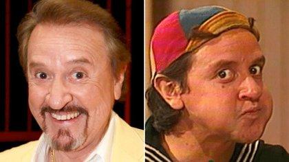 """Carlos Villagrán se mostró contrariado y sorprendido respecto al fin de transmisiones de los programas de """"Chespirito"""" (Foto: Archivo)"""