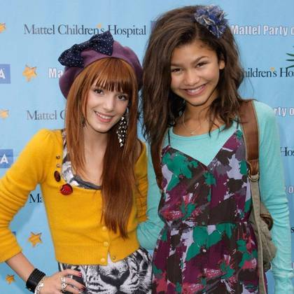 Bella Thorne y Zendaya