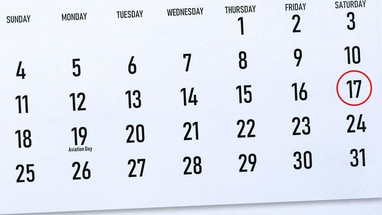 El actual sistema en casi todo el mundo es el calendario gregoriano