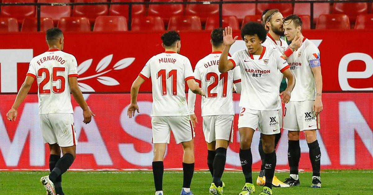 Un sólido Sevilla vence a Osasuna y trepa al tercer puesto en La Liga - Infobae