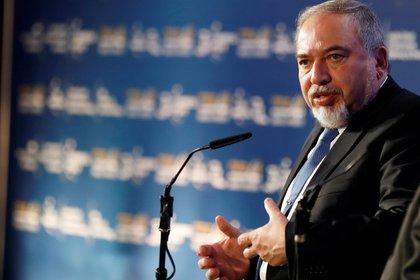 Avigdor Lieberman, del partido Yisrael Beiteinu (Reuters)