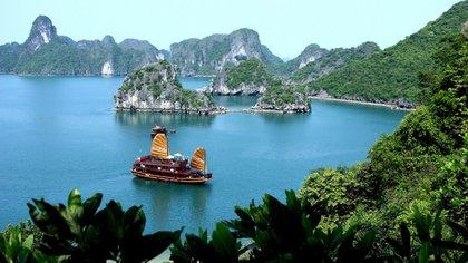 Vietnam es uno de los destinos preferidos de los mochileros de todo el mundo