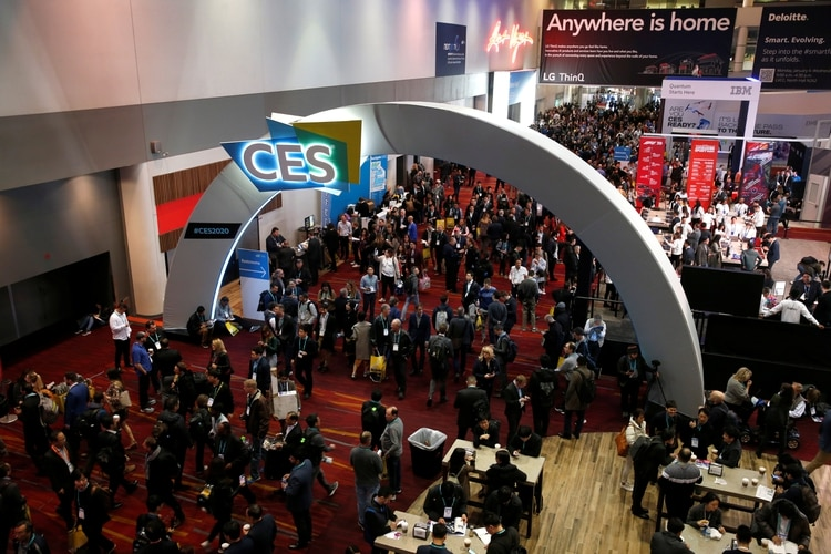 CES 2020, hasta el viernes, en Las Vegas (REUTERS/Steve Marcus)