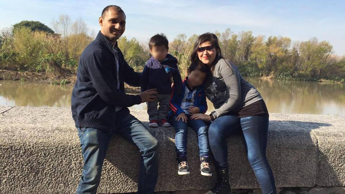 Floresta: un hombre asesinó a su esposa delante de sus hijos y llamó a la policía para confesar el crimen - infobae