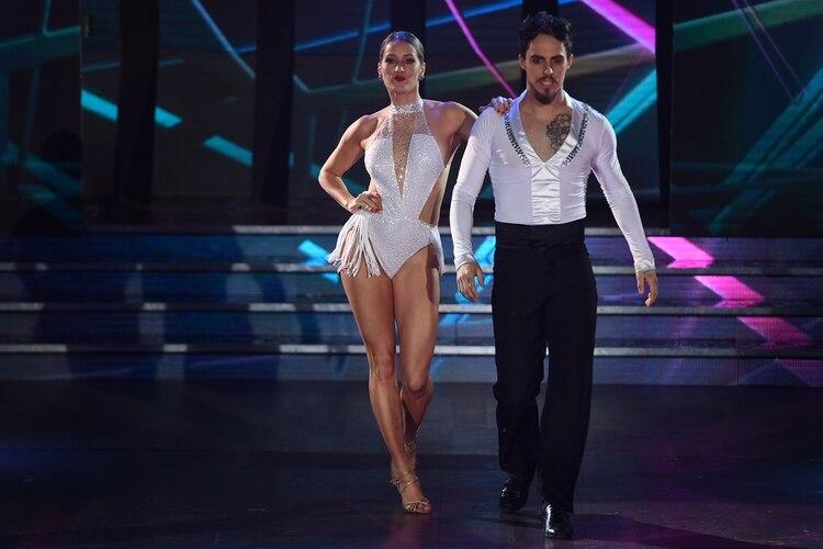 """Viciconte el año pasado en el """"Bailando"""" (Foto: LaFlia)"""