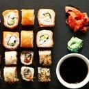 Bendito roll: el salmón es un ingrediente central para el sushi que se consume en el país (Shutterstock)