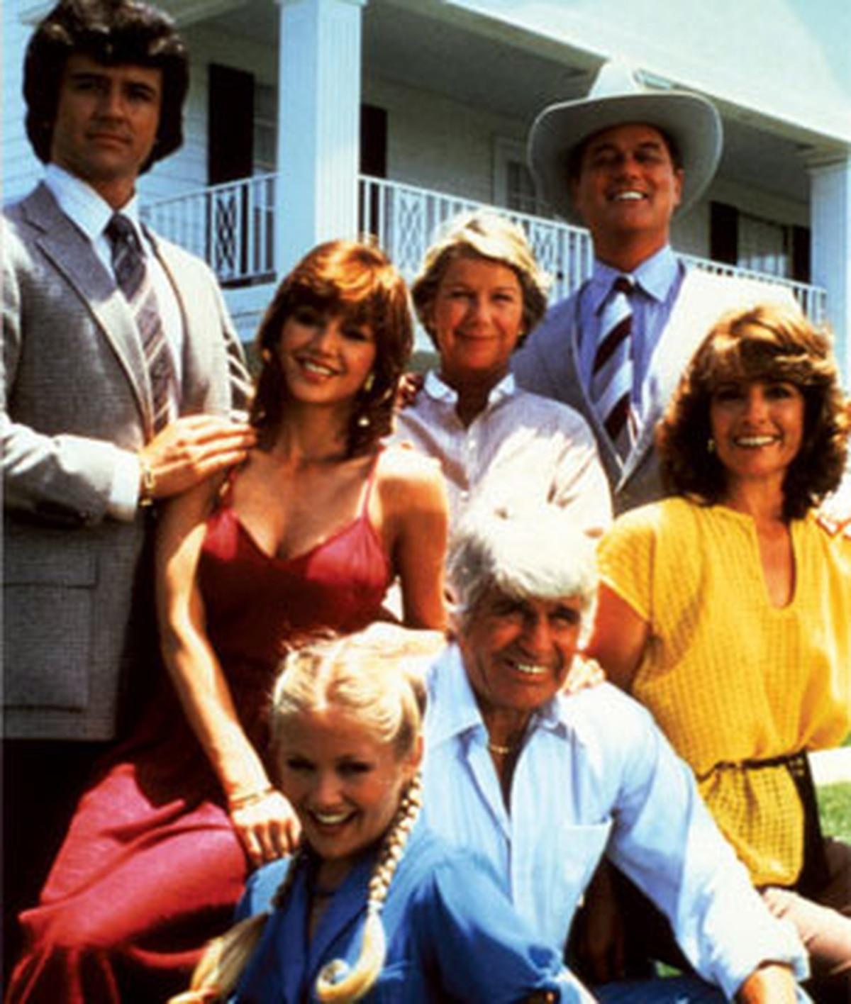 "Murió Larry Hagman, astro de la serie ""Dallas"" - Infobae"