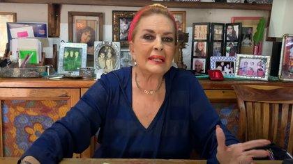 """""""Me curaron unos hombres alienígenas"""": la inaudita revelación de Talina Fernández sobre su operación de pierna"""