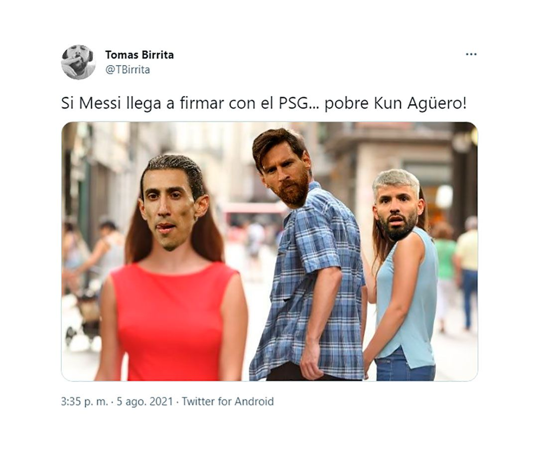 MEMES MESSI BARCELONA KUN AGUERO