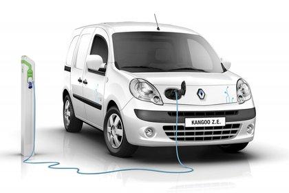 """El nombre de la Kangoo ZE significa """"zero emission"""": cero emisiones para la variable del popular utilitario"""