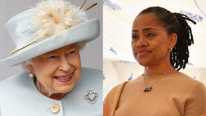 El Desaire De La Madre De Meghan Markle A La Reina Isabel Ii Infobae