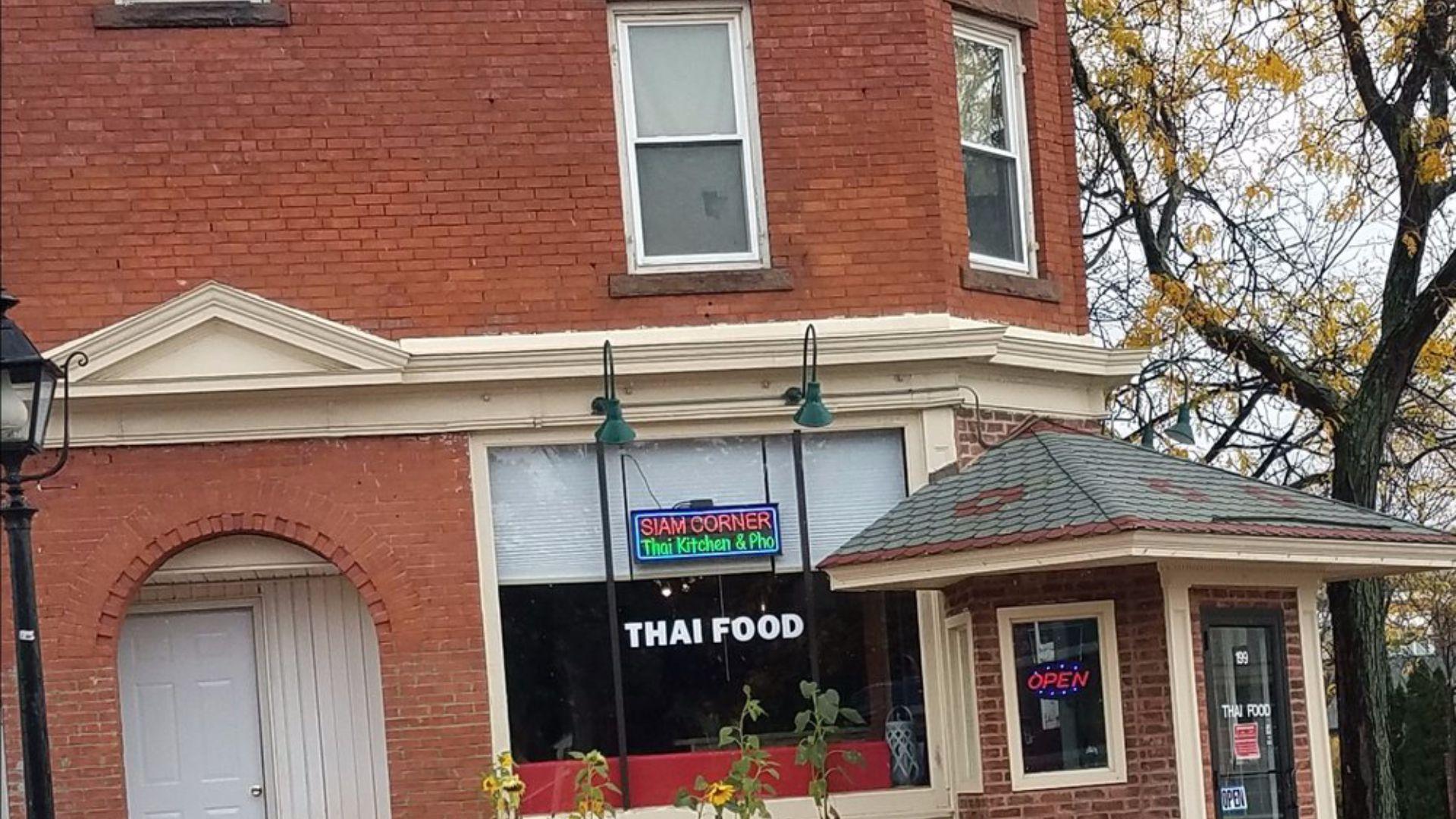 El restaurante de comida tailandesa cerró indefinidamente, hasta que finalicen las investigaciones (Foto: Yelp)