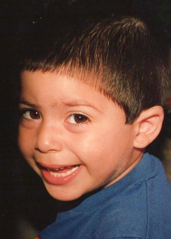 Emanuel llegó a la familia de Silvia a los 27 días de vida