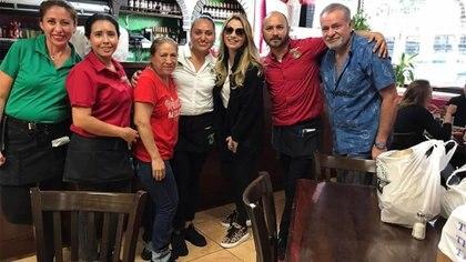 Foto inédita de Angelica Rivera junto a su ex José Alberto Castro (Foto: Instagram@despiertamerica)