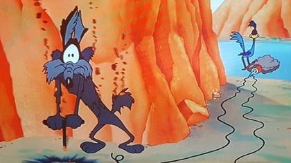 La explosiva esencia de Will E. Coyote permanece intacta (Foto: Warner Bros)