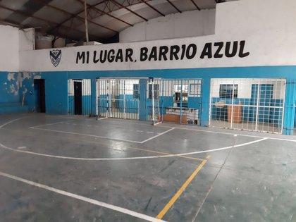 En el Club Barrio Azul se podrá cobrar el IFE