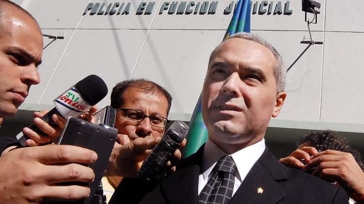 Marcelo Romero, fiscal del caso. (NA)