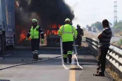 Al comienzo de su administración, López Obrador declaró el robo de petróleo, conocido en el país como huachicoleo, como una prioridad de seguridad nacional (Foto: Alejandro Rojas / Cuartoscuro.com)